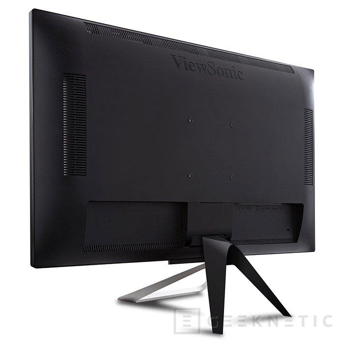 """VX2880ml: el monitor 4k y 28"""" de menos de 500 Euros de Viewsonic, Imagen 2"""