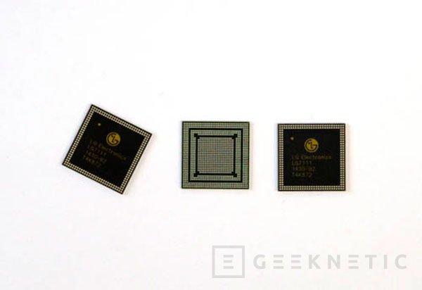 LG ya tiene su propio procesador para móviles, Imagen 1