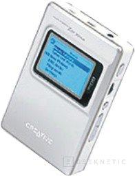 Ratones Wireless y ópticos, teclado y reproductor MP3 de Creative, Imagen 2