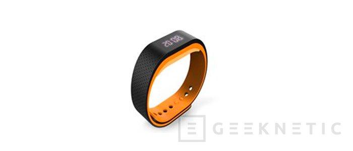 Lenovo se apunta a los wearables con su Smartband SW-B100, Imagen 1