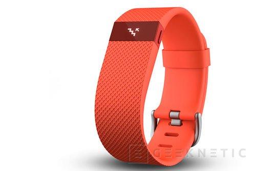 Fibit lanza nuevas pulseras cuantificadoras, Imagen 3