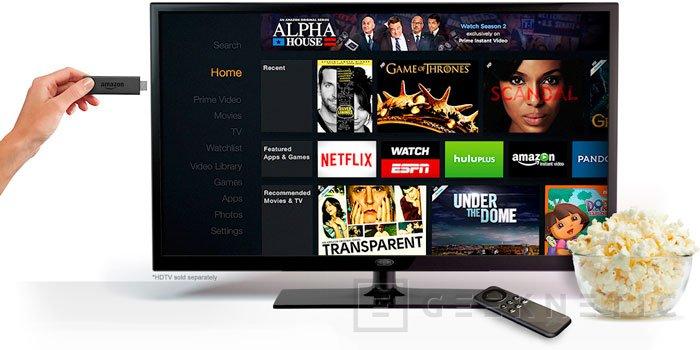 Amazon va a por el Chromecast con su Fire TV Stick de 19 Dólares, Imagen 1