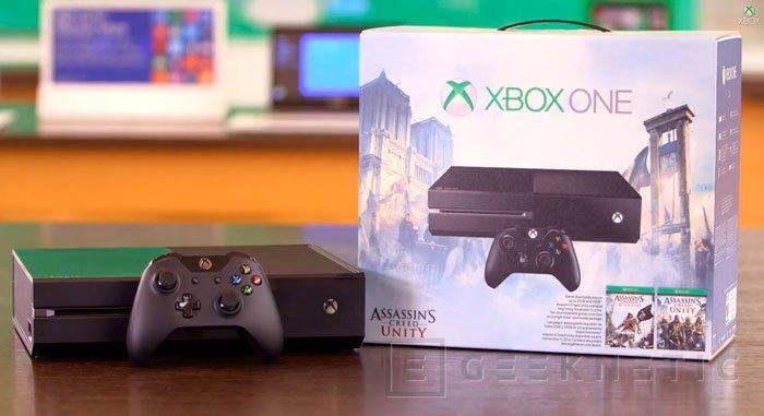 Microsoft rebajará la Xbox One en 50 Dólares para la campaña navideña, Imagen 1