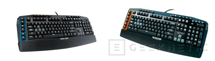 Logitech lanza una nueva versión de su teclado mecánico G710 dos años después., Imagen 1