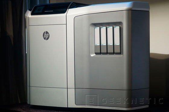 HP ya dispone de su propia tecnología de impresión 3D, Imagen 1
