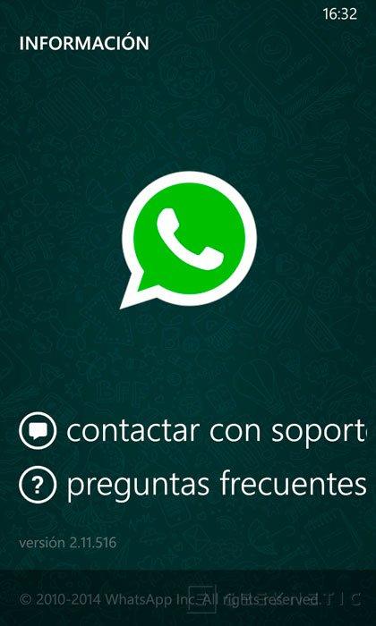 WhatsApp retrasa su esperado servicio de llamadas, Imagen 1