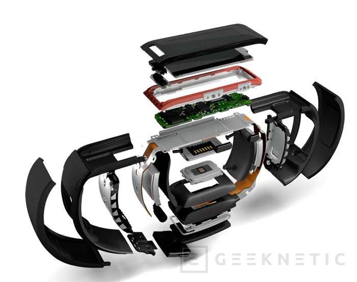 La pulsera Microsoft Band es la apuesta por los wearables de los creadores de Windows, Imagen 3