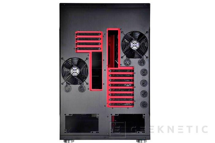 Lian Li PC-D666, una misma torre para dos ordenadores, Imagen 2