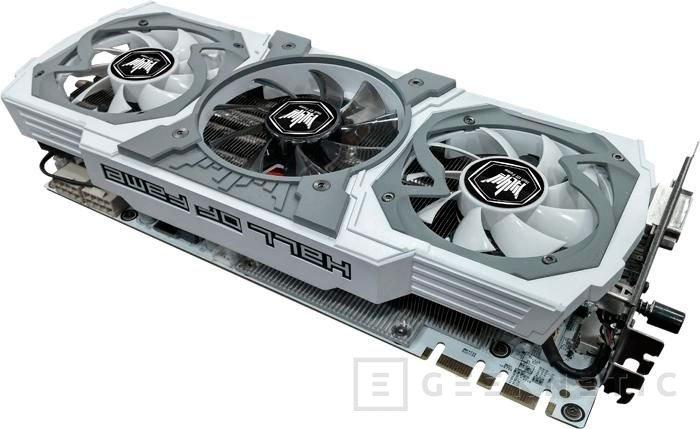 GALAX presenta sus  GTX 980 y GTX 970 HOF con overclock de serie, Imagen 1
