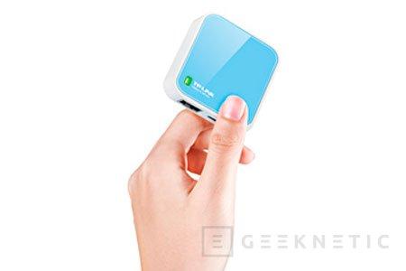 El nuevo router TP-Link TL-WR702N cabe en la palma de la mano, Imagen 1