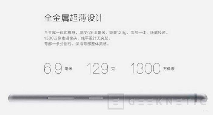 Lenovo muestra su S90 con un diseño muy similar al iPhone 6, Imagen 2