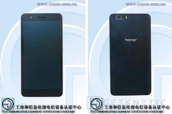 Huawei integrará dos cámaras en su próximo Honor 6X, Imagen 1