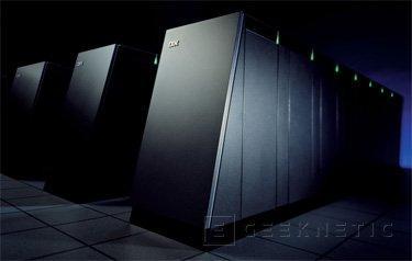 IBM presenta el primer prototipo del ordenador más potente del mundo, Imagen 1
