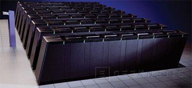 IBM presenta el primer prototipo del ordenador más potente del mundo, Imagen 2