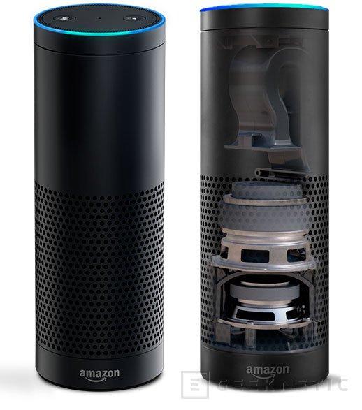 Amazon sorprende con Echo, un asistente por voz para el hogar, Imagen 1