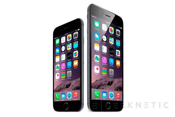 Algunos iPhone 6 de 128 GB se reinician continuamente por culpa de su memoria TLC, Imagen 1