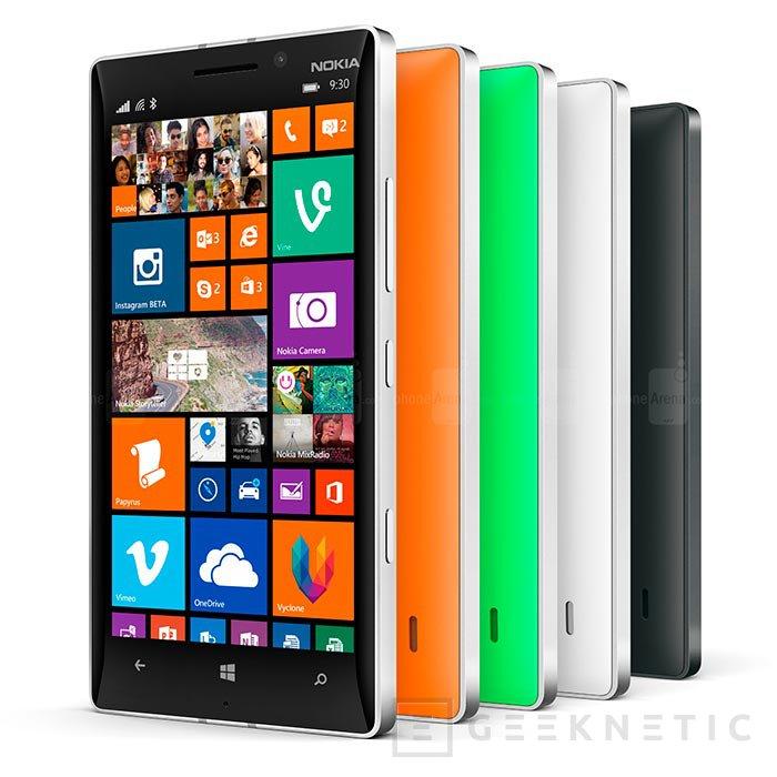Microsoft podría estar preparando el Lumia 940, Imagen 1
