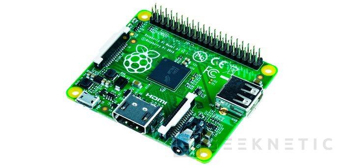 Raspberry lanza el modelo A+ por 20 dólares, Imagen 2
