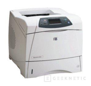 Impresión profesional con la HP LaserJet 4200ln, Imagen 1