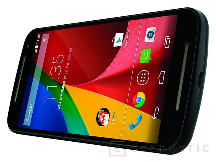 El Moto G 2014 compatible con 4G/LTE usará 64-Bit, Imagen 1