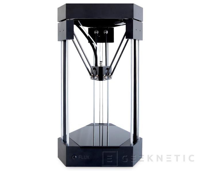 Impresora 3D modular Flux All-In-One 3D Printer , Imagen 1