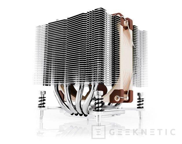 Noctua anuncia tres nuevos disipadores de gama alta, Imagen 1