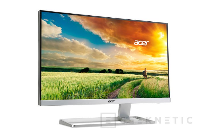 Acer trae el primer monitor 4K con HDMI 2.0 del mercado, Imagen 1
