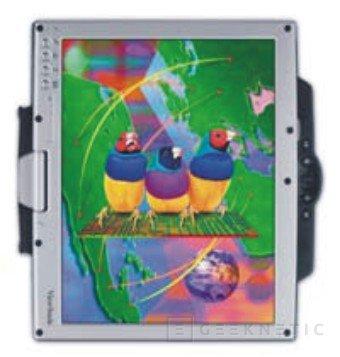 Tablet PC de Viewsonic con pantalla de 12.1 pulagadas, Imagen 2