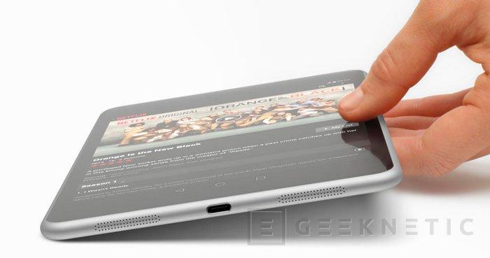 La sorpresa de Nokia era el N1, un tablet con un Intel Atom Z3580, Imagen 2