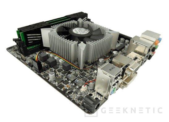 Nuevo mini disipador GELID Slim Silence para plataformas AMD AM1, Imagen 2