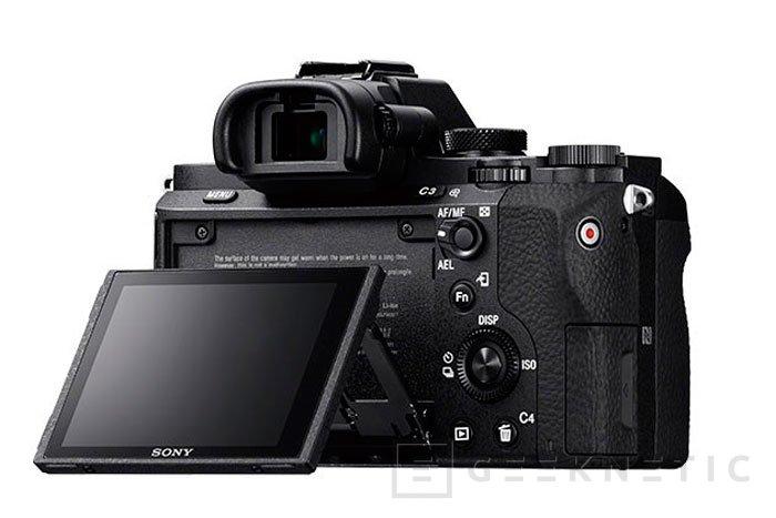 Sony presenta la Alpha 7 II con sensor Full-Frame y estabilización de 5 ejes, Imagen 2