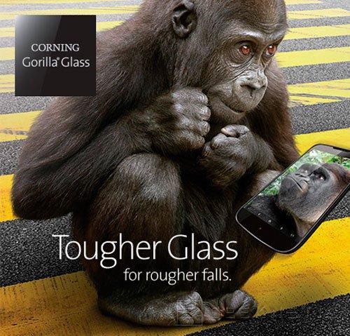 Corning presenta la cuarta versión de su cristal Gorilla Glass con más resistencia ante caídas , Imagen 1