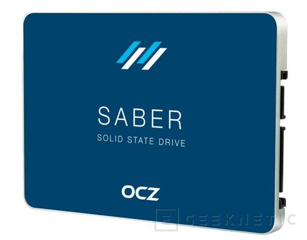 Nuevos SSD OCZ Saber 1000 para entornos profesionales, Imagen 1