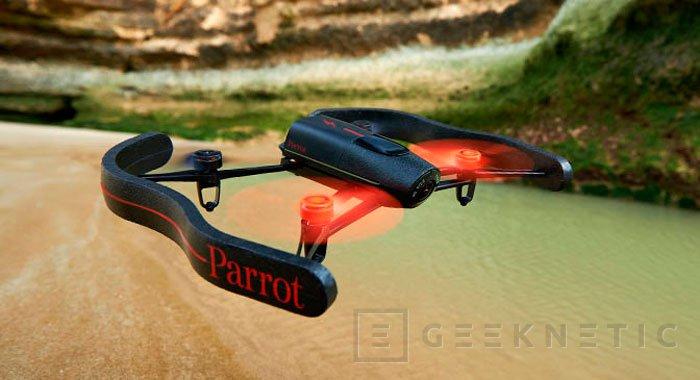 Parrot lanza su nuevo drone avanzado