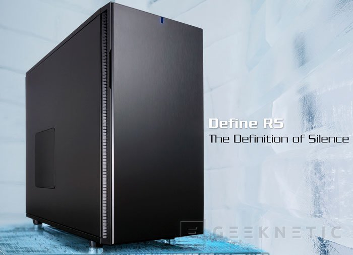 Fractal Design Define R5, porque el silencio no está reñido con la potencia, Imagen 1