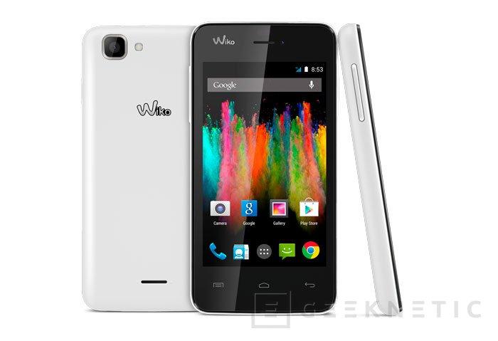 Wiko KITE, un smartphone 4G por 119 Euros, Imagen 1