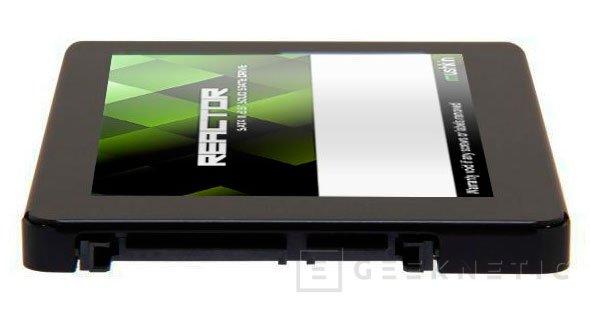 Mushkin lanza su SSD Reactor de 1 TB, Imagen 1