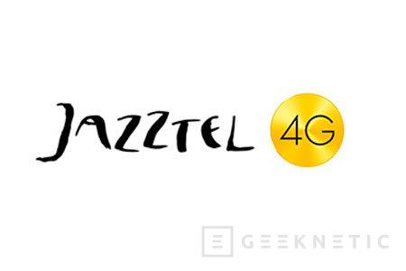 Jazztel ya ofrece su propia red 4G en España, Imagen 1
