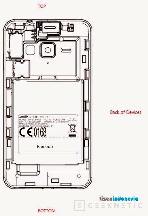 Samung prepara el lanzamiento de su primer smartphone con Tizen para la semana que viene, Imagen 1
