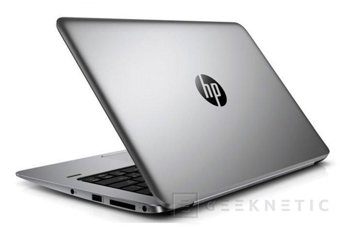 El nuevo Ultrabook HP  EliteBook Folio 1020 pesará tan solo 1 KG , Imagen 2
