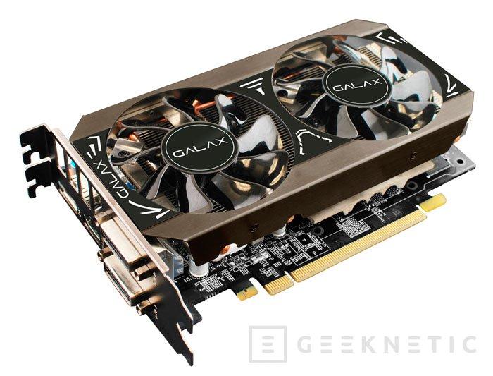 GALAX hace más compacta su GeForce GTX 970 OC, Imagen 1