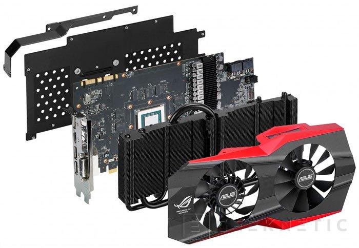 ASUS muestra oficialmente su ROG GTX 980 MATRIX, Imagen 2