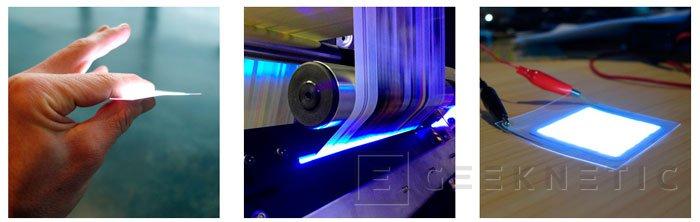 Utilizan impresoras 3D para crear los LED más finos del mundo, Imagen 1