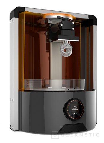 Autodesk también se sube al carro de las impresoras 3D, Imagen 2