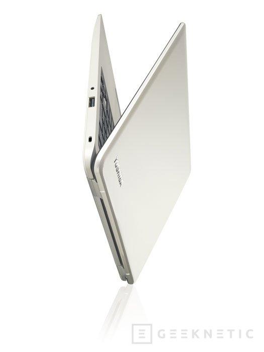 Toshiba CloudBook, un