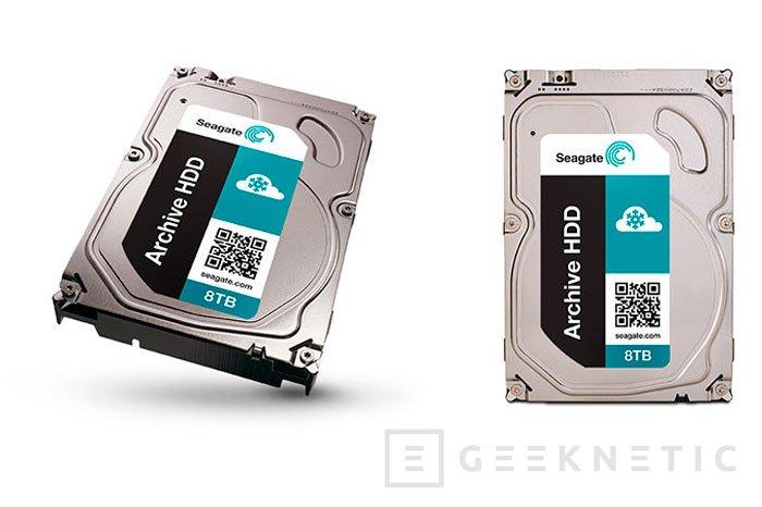 Seagate comienza a enviar sus primeros HDD de 8 TB, Imagen 1