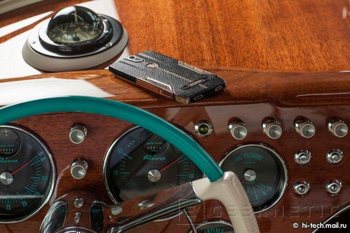 Lamborghini Tauri 88, lujo y rendimiento en un smartphone de 6.000 Dólares, Imagen 2