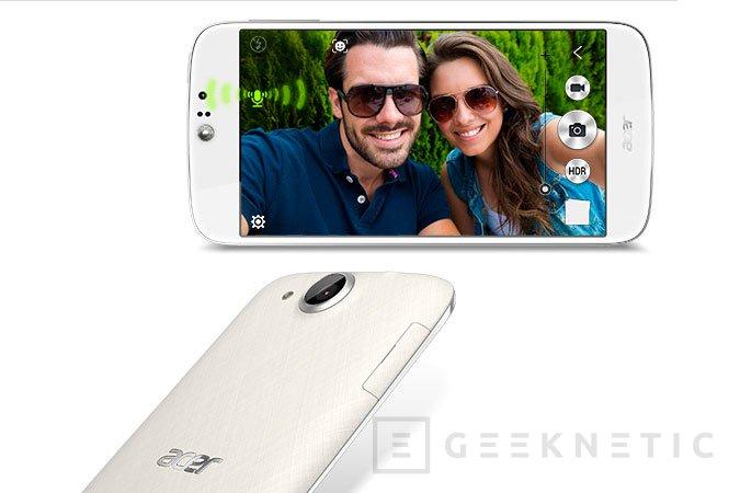 Acer Jade S, 8 núcleos y 64 bits para la gama media de smartphone, Imagen 2