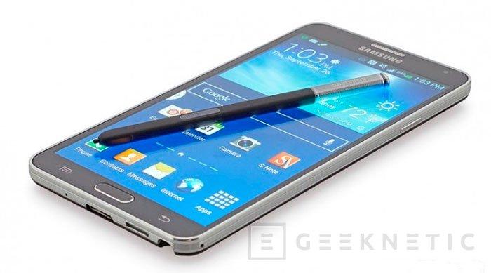 Samsung trabaja en una versión de su Note 4 con Snapdragon 810, Imagen 1