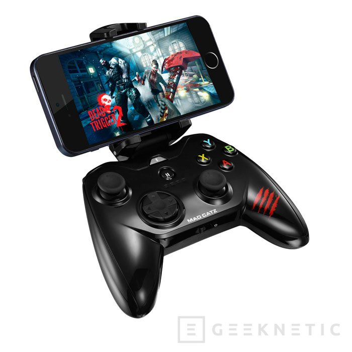 Mad Catz lanza dos nuevos gamepads para dispositivos Apple, Imagen 2